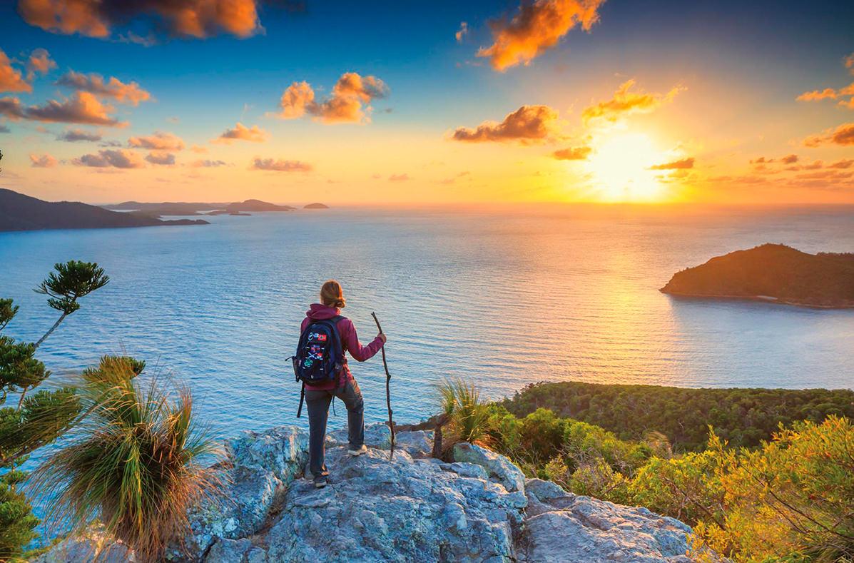Остров Гамильтон, Австралия. 17 самых романтических мест на планете