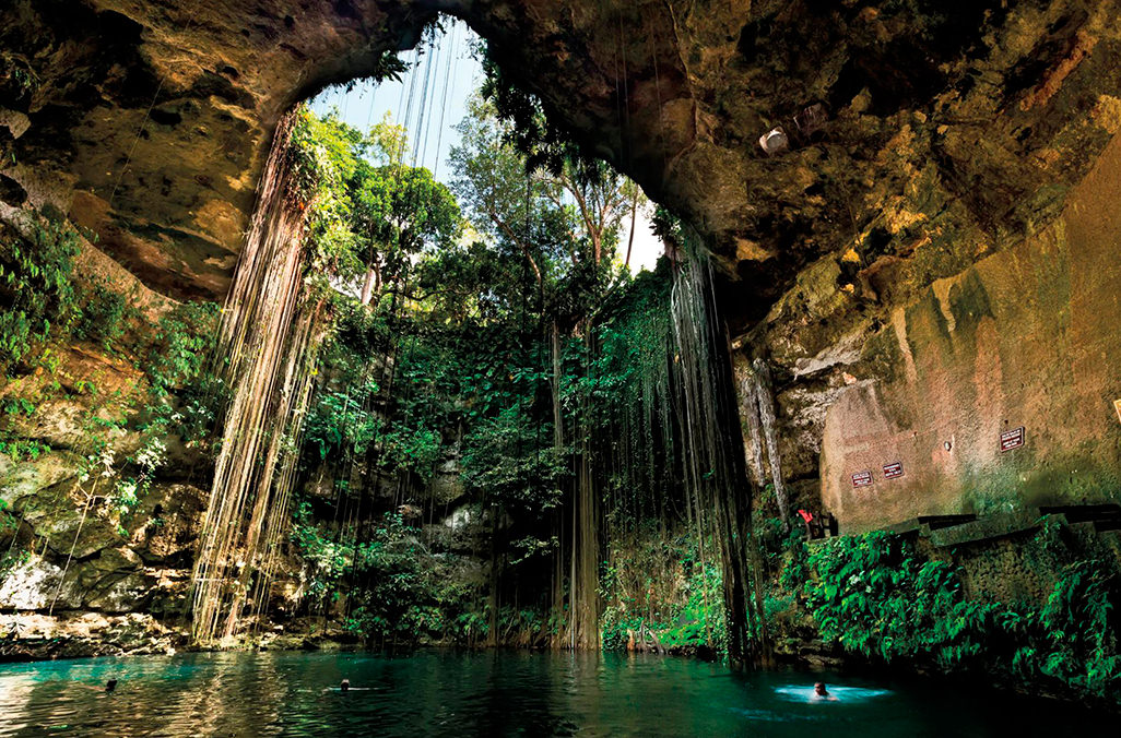 Полуостров Юкатан, Мексика. 17 самых романтических мест на планете