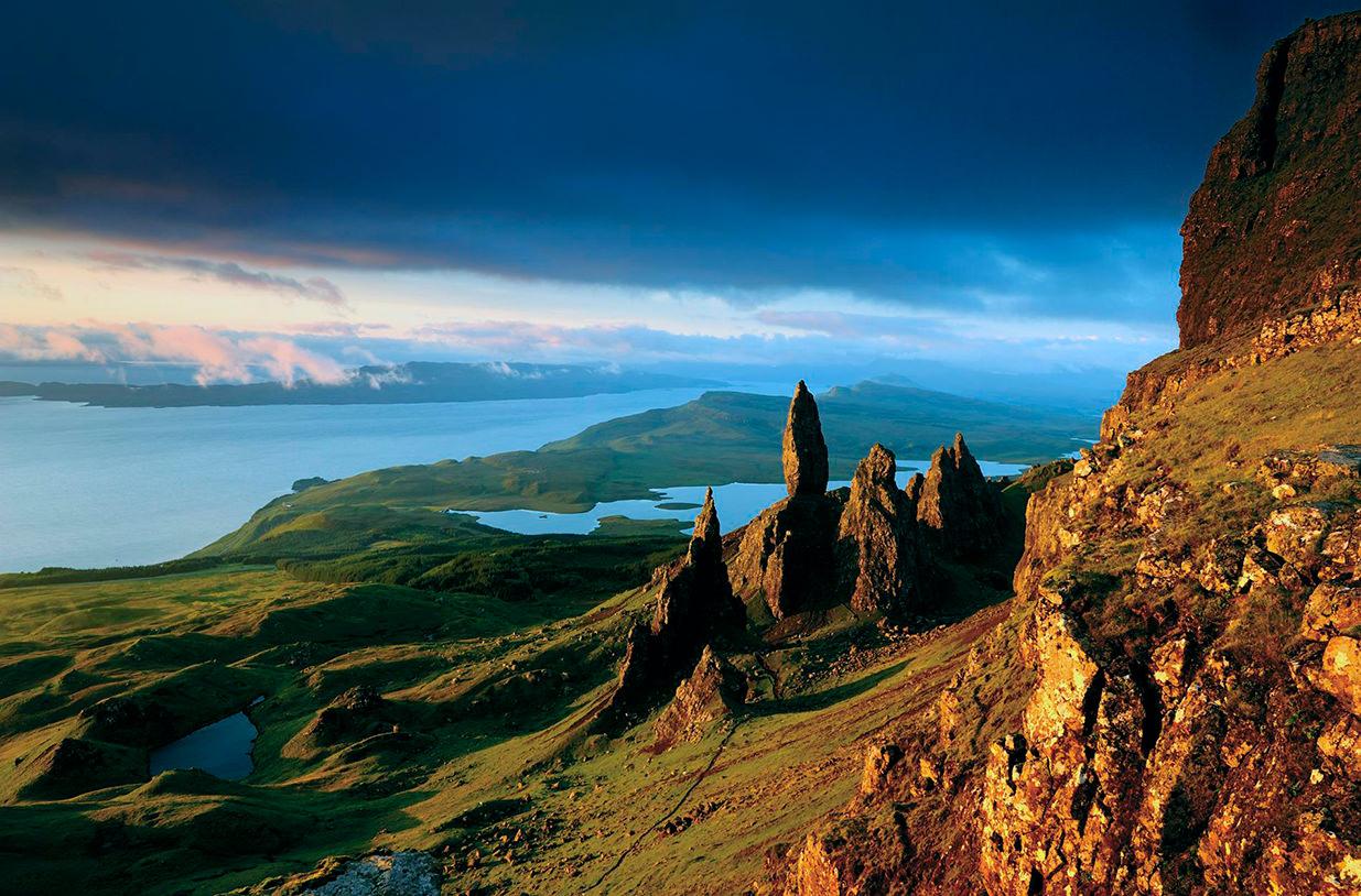 Остров Скай, Шотландия. 17 самых романтических мест на планете