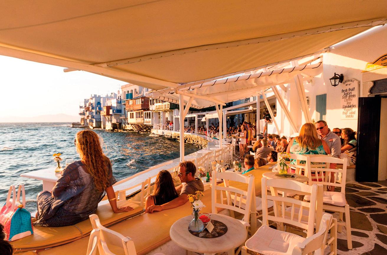 Миконос, Греция. 17 самых романтических мест на планете