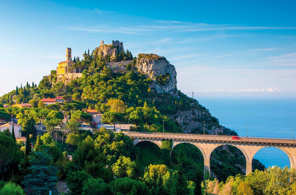 Французская Ривьера, Франция. 17 самых романтических мест на планете