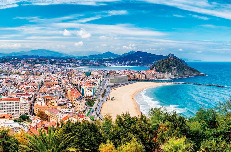 Сан-Себастьян, Испания. 17 самых романтических мест на планете