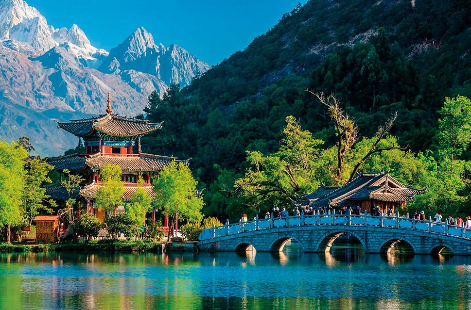 Провинция Юньнань, Китай. 17 самых романтических мест на планете