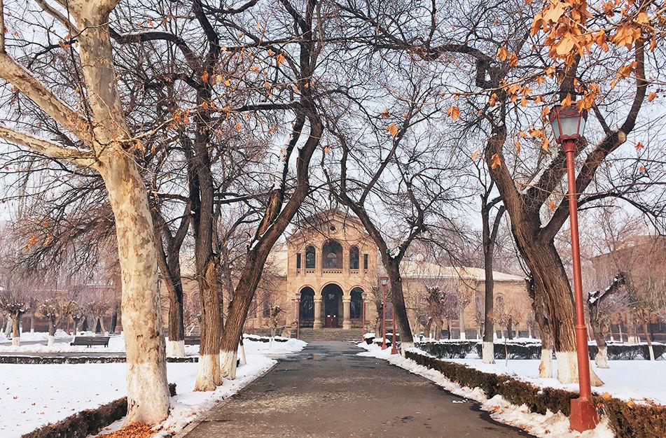 Уикенд в Армении и почему Ереван - город любви