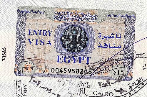 Египет запустит электронные визы