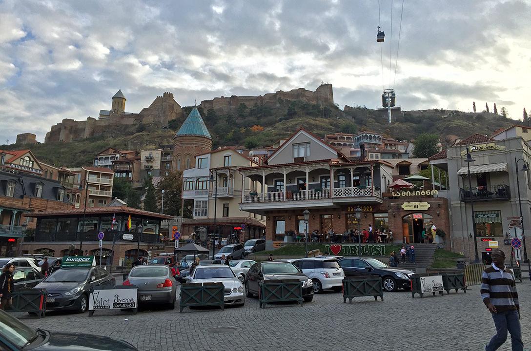 Рейсы Тбилиси - Киев снова доступны