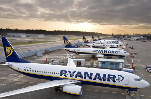 Ryanair и Жуляны остановили переговоры