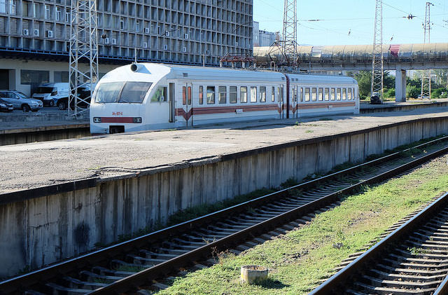 В Кутаиси построят железную дорогу до аэропорта