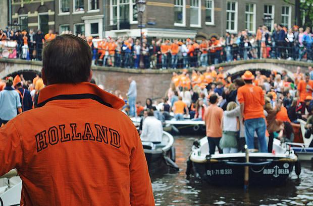 В Нидерландах отпразднуют День Короля