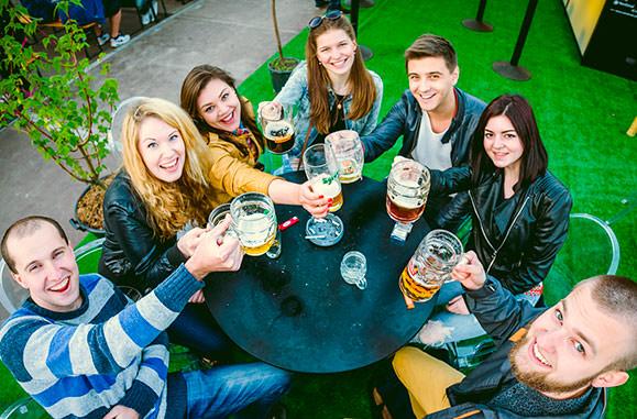 В столице Чехии пройдет пивной фестиваль