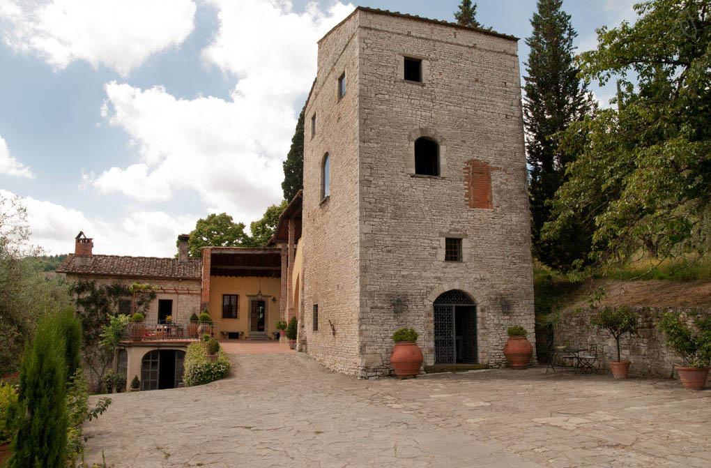 Сторожевые башни как жилье