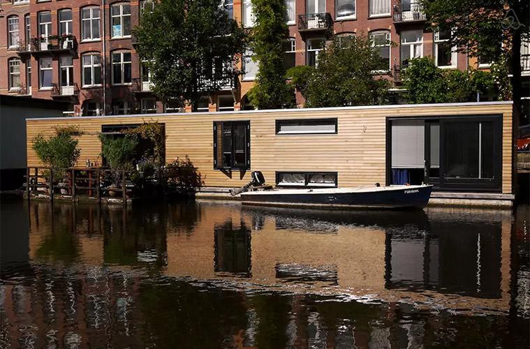 Плавучие дома как жилье