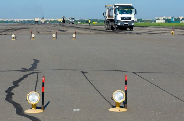 Аэропорт Жуляны закрыт до 24 мая