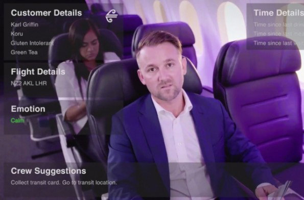 Экипаж Air New Zealand будет использовать очки дополненной реальности
