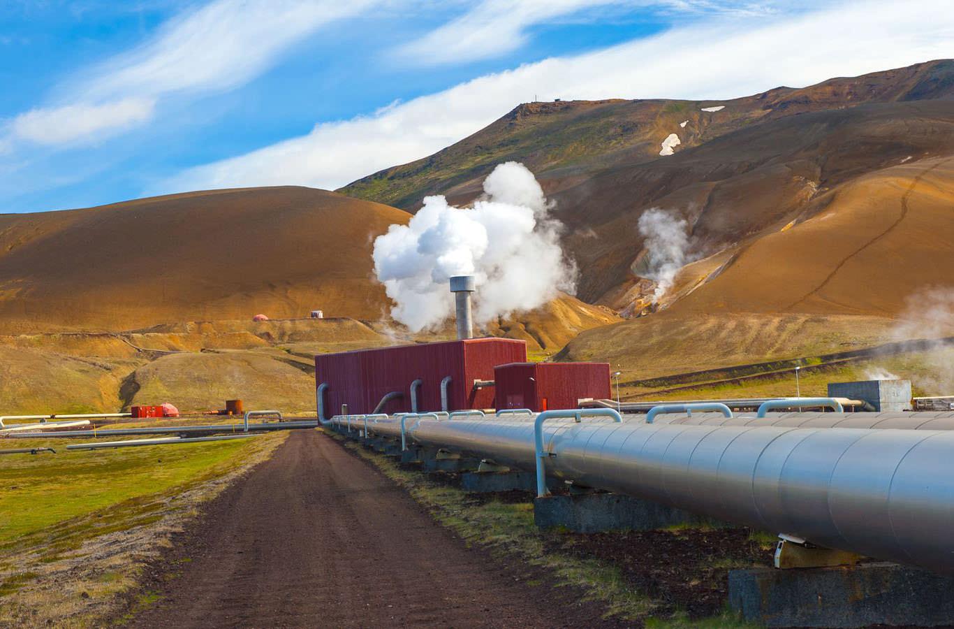Исландия будет использовать вулканы как источник альтернативной энергии
