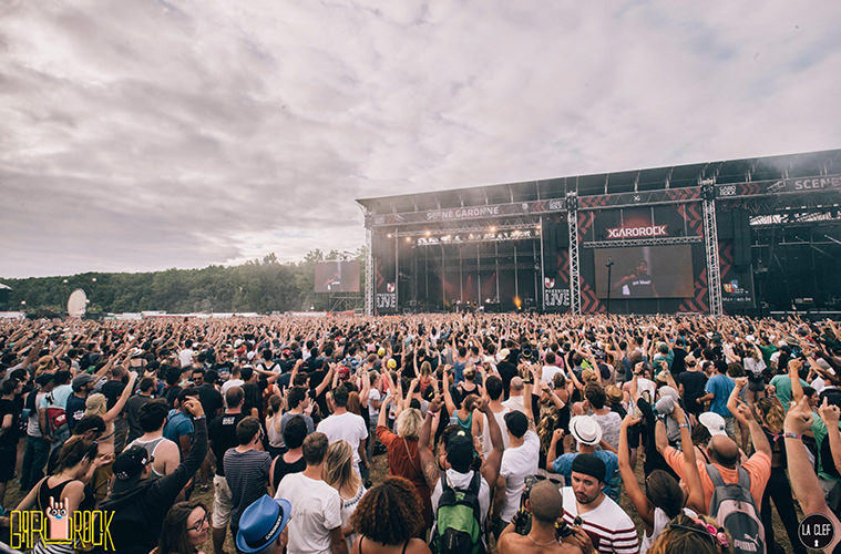 Garorock - Летний календарь лучших музыкальных фестивалей Европы