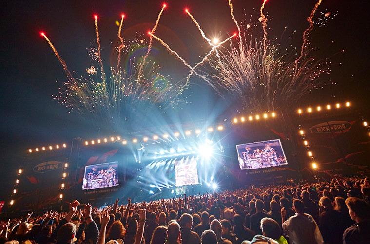 Rock am Ring - Летний календарь лучших музыкальных фестивалей Европы