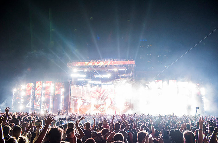 Lollapalooza Paris - Летний календарь лучших музыкальных фестивалей Европы
