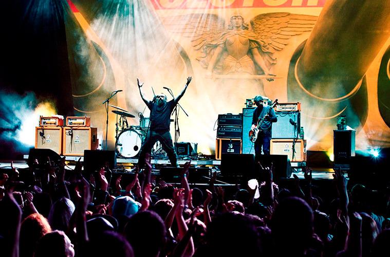 OFF Festival - Летний календарь лучших музыкальных фестивалей Европы