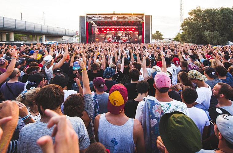Frequency - Летний календарь лучших музыкальных фестивалей Европы
