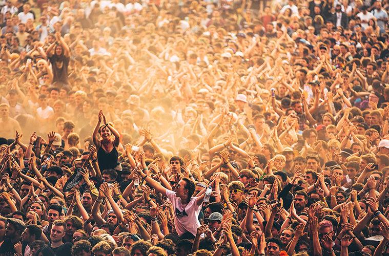 Reading Festival - Летний календарь лучших музыкальных фестивалей Европы