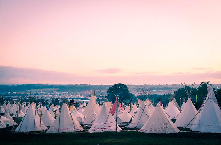 Glastonbury - Летний календарь лучших музыкальных фестивалей Европы