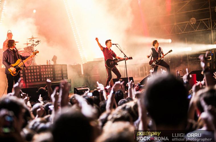 Rock in Roma - Летний календарь лучших музыкальных фестивалей Европы