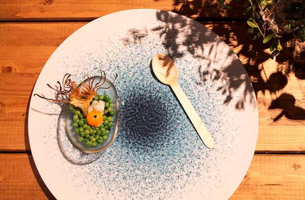 Мадридский ресторан подает блюда в стиле Пикассо