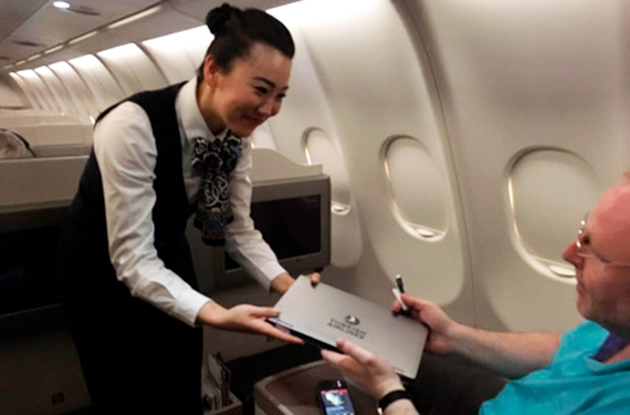 Turkish Airlines предлагает пассажирам бесплатные ноутбуки