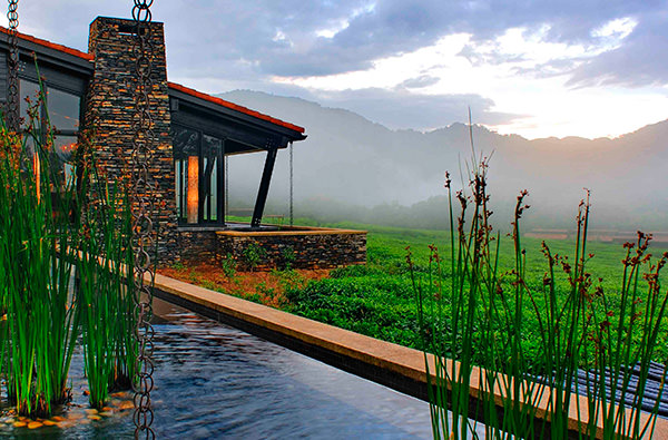 В Африке откроют два экзотических курорта мирового уровня