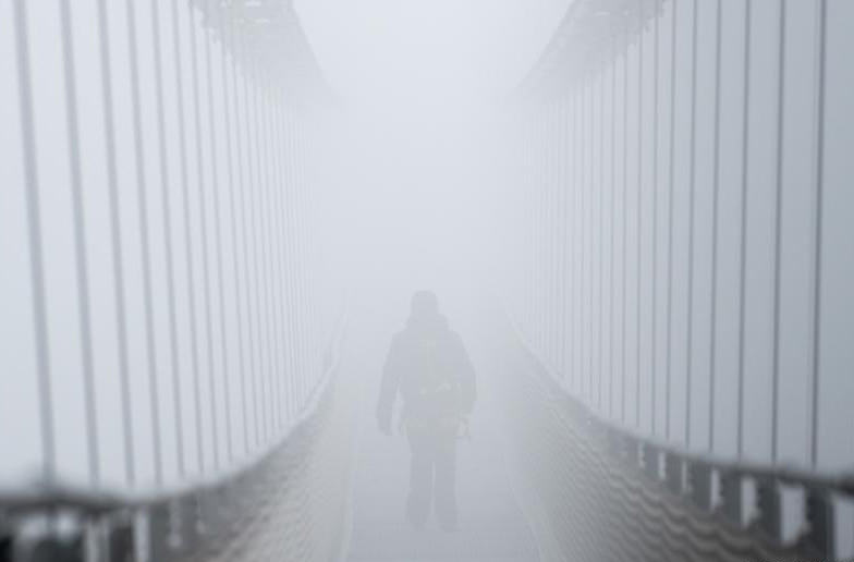 В горах Германии построили самый длинный пешеходный мост