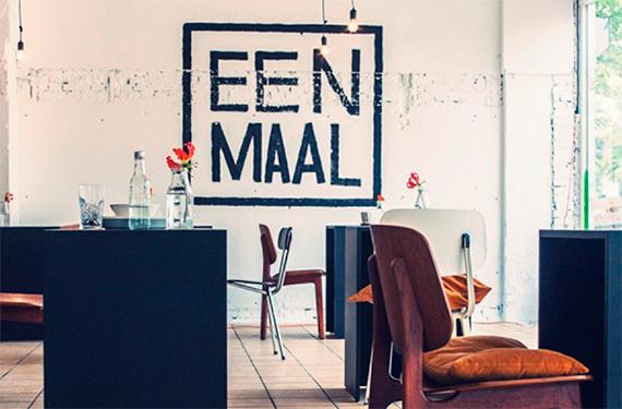 В Нидерландах открылся ресторан для одиночек