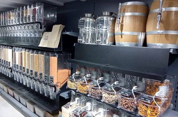 В Праге откроют эко-супермаркет товаров без упаковки
