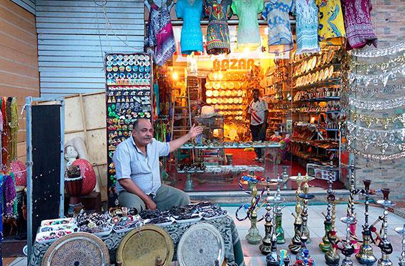 Власти Египта будут штрафовать наглых торговцев