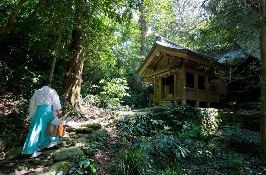 Запрещенный для женщин остров может стать объектом Всемирного наследия