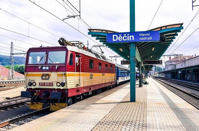 Чешские железные дороги предлагают безлимитные поездки