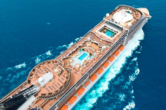 К 2022 году круизные лайнеры будут перевозить до 7 тысяч пассажиров
