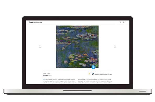 Museum Views от Google предлагает онлайн-туры по музеям мира