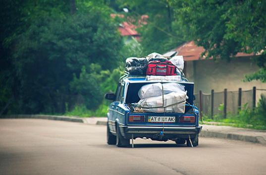 МВД Украины запустило ресурс для водителей, путешествующих за границу