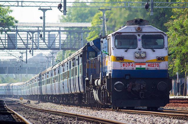 На индийских поездах установят солнечные панели