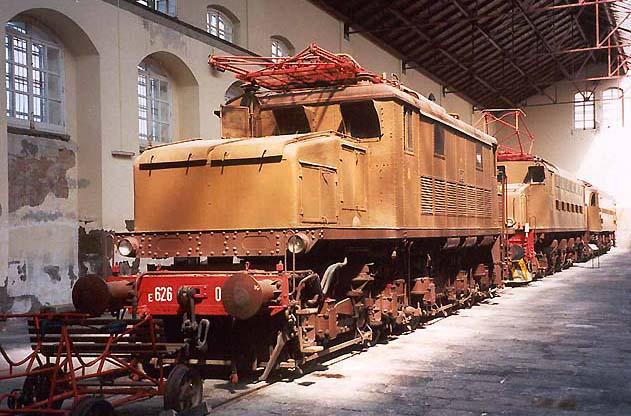 Национальный ж/д музей Италии вновь открыт после реконструкции