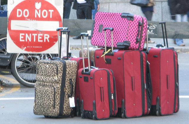 Новый сервис предлагает услугу по аренде места для хранения багажа