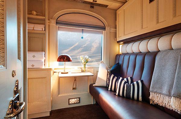 Первый в Южной Америке люкс-поезд предлагает поездки по Андам