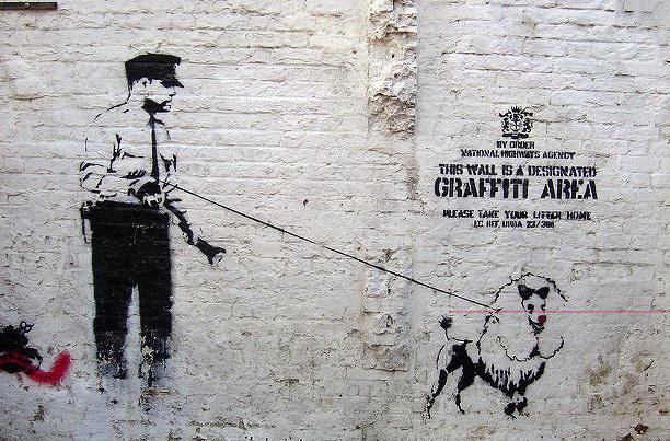 По радио случайно озвучили настоящее имя художника Banksy