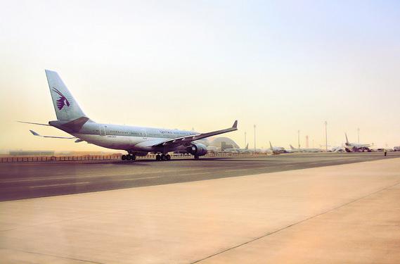Qatar Airways прекратила авиасообщение с рядом стран