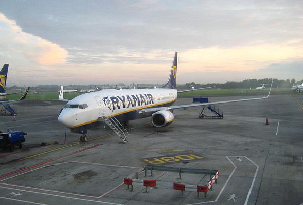 Ryanair упростил визовую проверку на рейсах в пределах Шенгена
