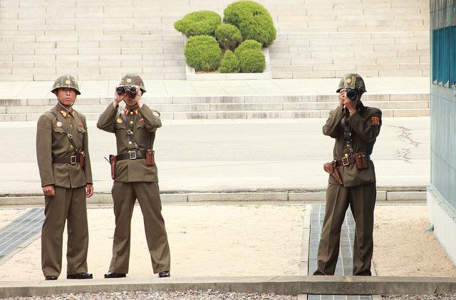 Северокорейский солдат сбежал в южное государство, переплыв реку