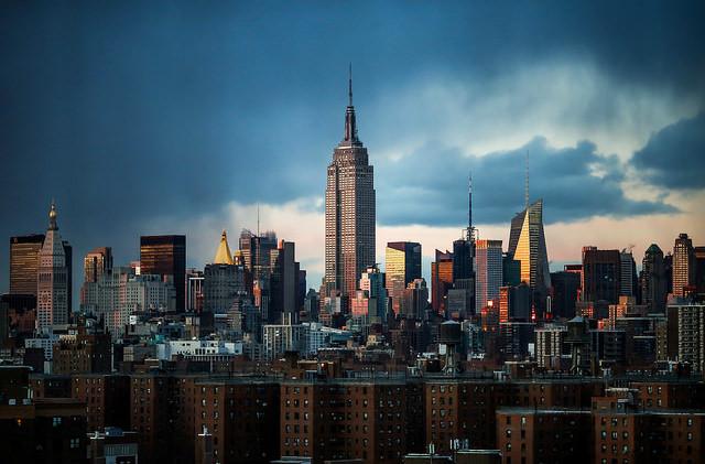 Создан сервис, где можно услышать звуки Нью-Йорка онлайн