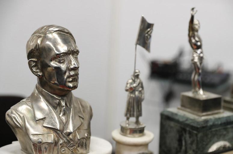 В Аргентине найдена коллекция нацистских памятников