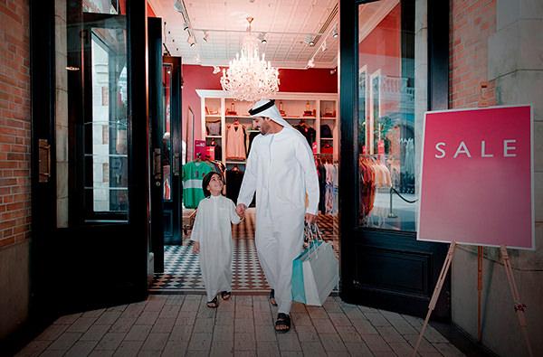 В Дубае стартует фестиваль летних распродаж